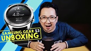 Video UNBOXING SAMSUNG GEAR S3 Hadiah dari Istri MP3, 3GP, MP4, WEBM, AVI, FLV September 2018