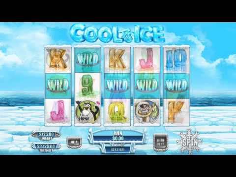 Video Slot Game - Cool As Ice Game Trailer