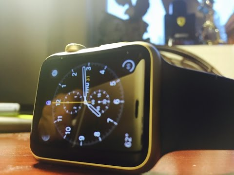 42mm Apple Watch review