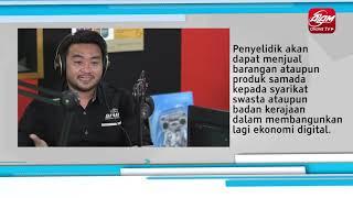 [Video Info Kapsul] Objektif pusat kecemerlangan untuk Ekonomi Digital