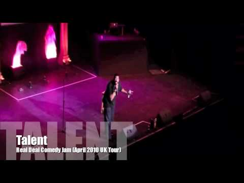 Talent the Comedian @ Real Deal Comedy Jam
