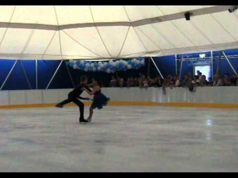 Nuova pista da ghiaccio a Oggiona