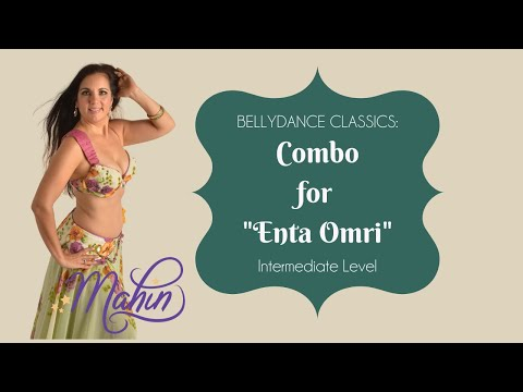 "⭐Belly Dance Classics: ⭐ Combo for ""Enta Omri'"