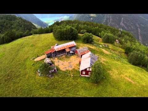 Skjolden Drone Video