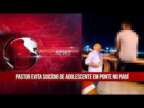 Boletim Semanal de Notícias - CPAD News 161