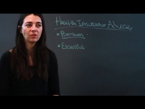 Health Insurance Advice : Insurance Questions