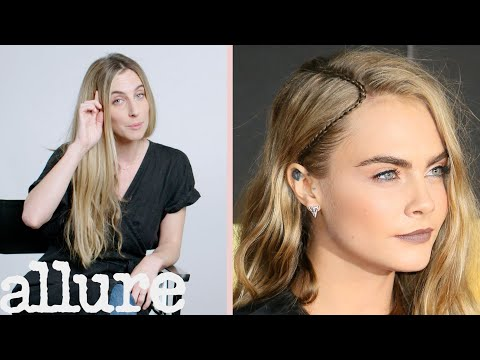Hairdresser - Cara Delevingne's Hairstylist Breaks Down Her Best Looks  Pretty Detailed  Allure