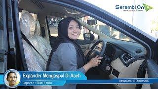 Masih Langka, Ini Dia Dua Xpander yang Mengaspal di Aceh