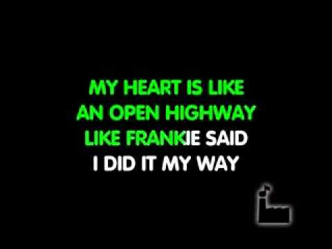 It's My Life  Bon Jovi Karaoke.wmv