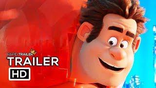 Video WRECK-IT RALPH 2 Official Trailer (2018) Ralph Breaks The Internet, Disney Animated Movie HD MP3, 3GP, MP4, WEBM, AVI, FLV Maret 2018