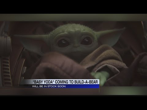 Build-A-Bear Baby Yoda soon to be for sale and more trending stories