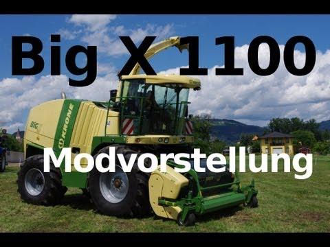 Krone BigX 1100 Beastpack v11.0 Beta by Bullgore