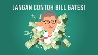 Video Jangan Contoh Bill Gates! MP3, 3GP, MP4, WEBM, AVI, FLV Agustus 2017