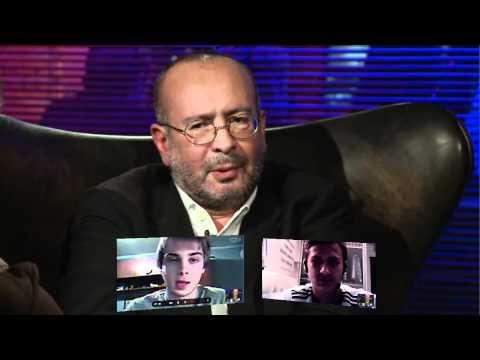 Минаев и Петр Листерман. Прямой эфир 13 октября 2011.