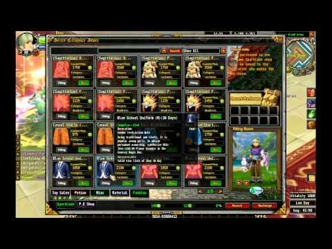 Luvinia Online PC