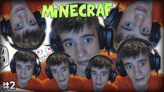 SIMON, WE LOVE MINECRAF AND SOMEONE IS IN MY BASEMENT (Minecraft Coloria Parkour #2)