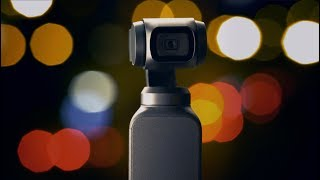 DJI - Osmo Pocket - At a Glance