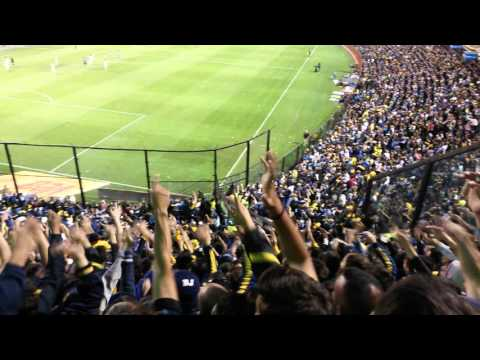 Video - LLORA RIBER, EL CICLON Y LA ACADEMIA / Boca campeon 2015 - La 12 - Boca Juniors - Argentina