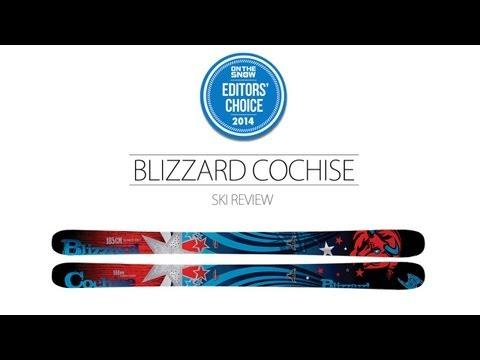 2014 Blizzard Cochise Ski Review - Men's Powder Editor's Choice