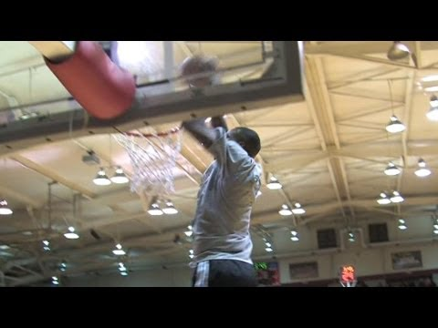 JaJuan Johnson Boston Celtics Draft Pick – Highlights from Goodman League vs Knox Indy Pro Am