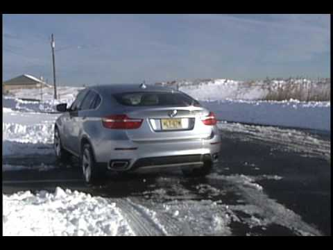 RealWorldTestDrives - BMW is out with it's first Hybrid. Real World Test Drive's Grant Winter reports on the 2010 BMW X-6 Active Hybrid;