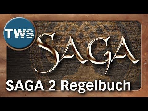 Teaser: SAGA 2. Edition Regelbuch / 2nd edition rulebook (Tabletop-Spiel, TWS)