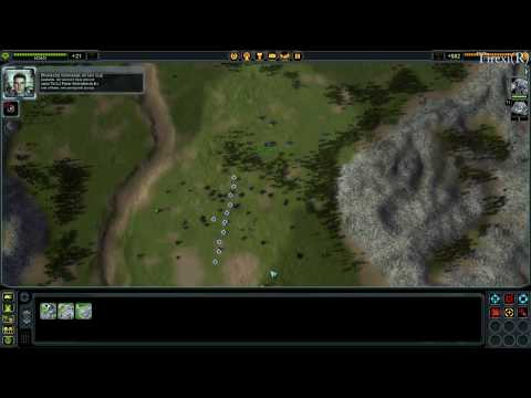 Supreme Commander HD gameplay