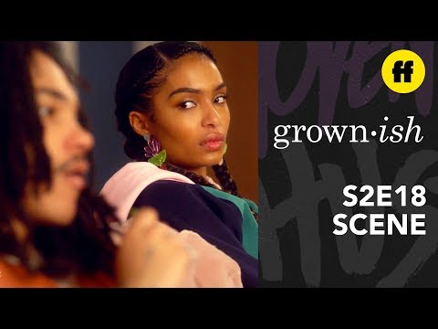 grown-ish Season 2, Episode 18 | Zoey Stops Compromising For Luca | Freeform