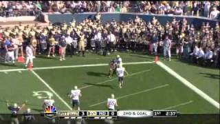 Michael Floyd vs Stanford and Pitt