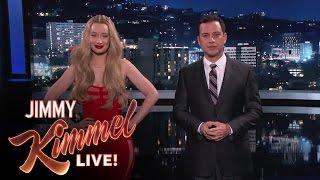"Video New Lyrics for Old People: Jimmy Kimmel and Iggy Azalea Translate ""Fancy"" MP3, 3GP, MP4, WEBM, AVI, FLV September 2018"