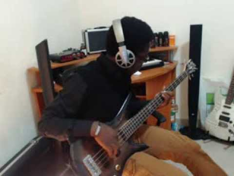 He Never Fails ~ Deitrick Haddon (Bass Cover)