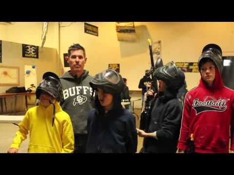 Kids Birthday Party Review - American Paintball Coliseum Denver