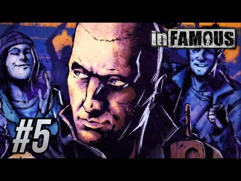 """inFAMOUS - Episode 5 """"Man of the People"""" (Good Karma / Platinum Guide)"""