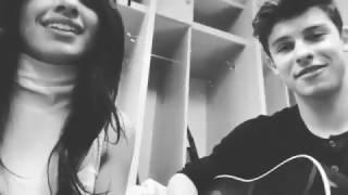 Camila Cabello & Shawn Mendes - Kiss Me (Ed Sheeran Cover)