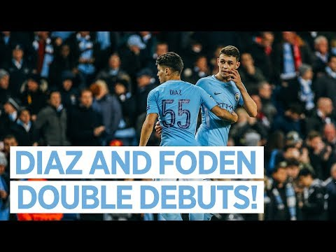 Video: IT MEANT EVERYTHING TO ME!   Phil Foden & Brahim Diaz   Post Match Reaction   City 1-0 Feyenoord