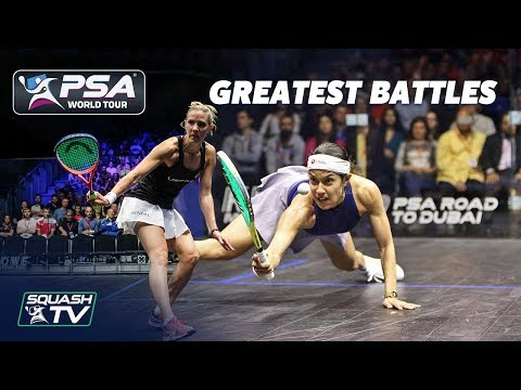 Squash: Nicol David v Laura Massaro - Greatest Battles