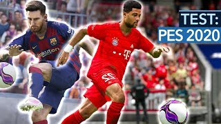 eFootball PES 2020 im Test / Review