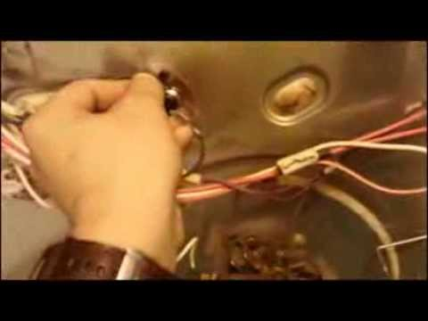 Repair – Dead oven after self clean mode, blank display, locked door Kitchen Aid Whirlpool