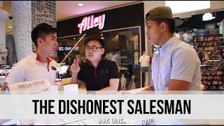 Video The Dishonest Salesman MP3, 3GP, MP4, WEBM, AVI, FLV September 2018