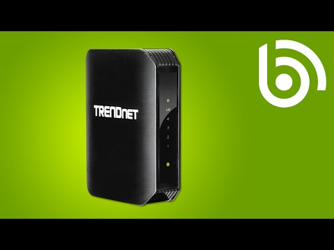 TRENDnet TEW-800MB AC1200 Dual-Band Wireless-AC Media Bridge