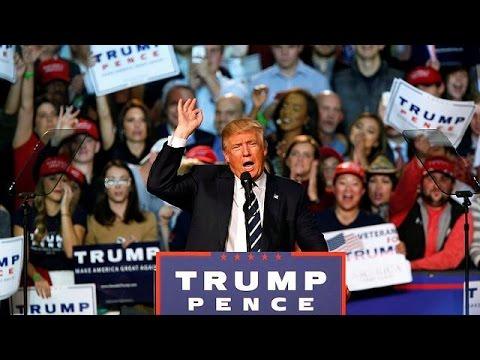 ΗΠΑ: Τον Τραμπ ψήφισαν τρία μικρά χωριά του Νιου Χαμσάιρ – null
