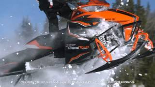 6. Arctic Cat 2016 XF Intro