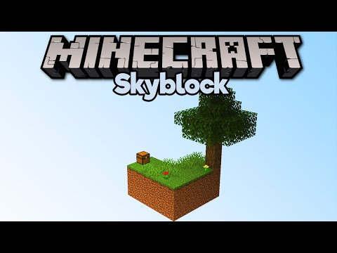 Getting Started In Skyblock! ▫ Minecraft 1.15 Skyblock (Tutorial Let's Play) [Part 1]