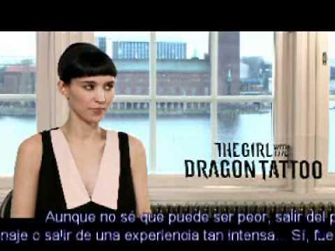Entrevista a Rooney Mara, protagonista de Millennium. Los hombre que no amaban a las mujeres