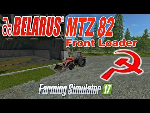 MTZ-82 Belarus v3.0
