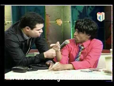 +Roberto - [06-03-2011] Fausto Mata Interpreta a Cristian Casa Negra + El Boli