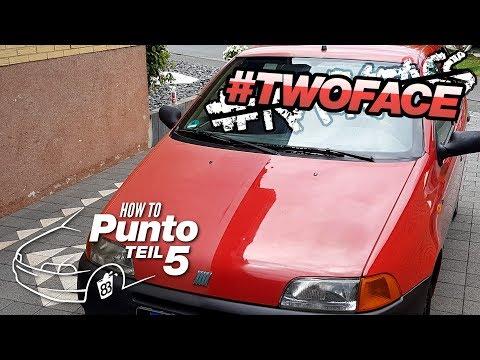 Auto polieren für Anfänger | Lackaufbereitung extrem | Auto polieren vorher nachher| Fiat Punto S