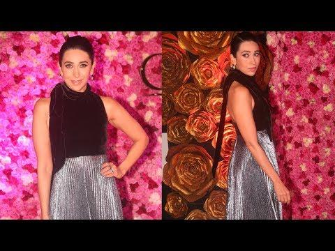 Karisma Kapoor at LUX Golden Rose Awards 2018