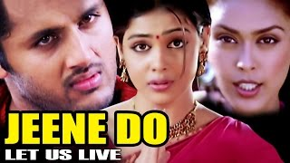 Video Jeene Do - Let Us Live | Full Movie | Raam | Nitin | Genelia D'Souza | Hindi Dubbed Movie MP3, 3GP, MP4, WEBM, AVI, FLV April 2018