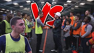 Video Team SÉAN GARNIER vs Team VINSKY (Five) MP3, 3GP, MP4, WEBM, AVI, FLV Mei 2017